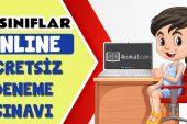 3. Sınıflar 2. Dönem Online Genel Deneme Sınavı -2-