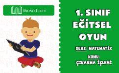 2. SINIF MATEMATİK EĞİTSEL OYUN -ÇIKARMA İŞLEMİ-