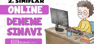 2. Sınıflar 2. Dönem Online Genel Deneme Sınavı -9-