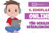 1. Sınıf Online Değerlendirme Sınavı -1-
