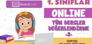 1. Sınıf Online Değerlendirme Sınavı -2-