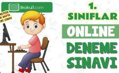 1. Sınıf Online Değerlendirme Sınavı -6-