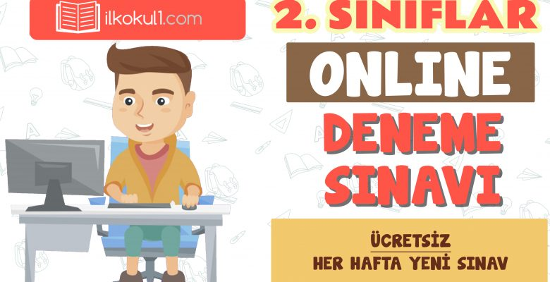 2. Sınıflar 2. Dönem Online Genel Deneme Sınavı -12-